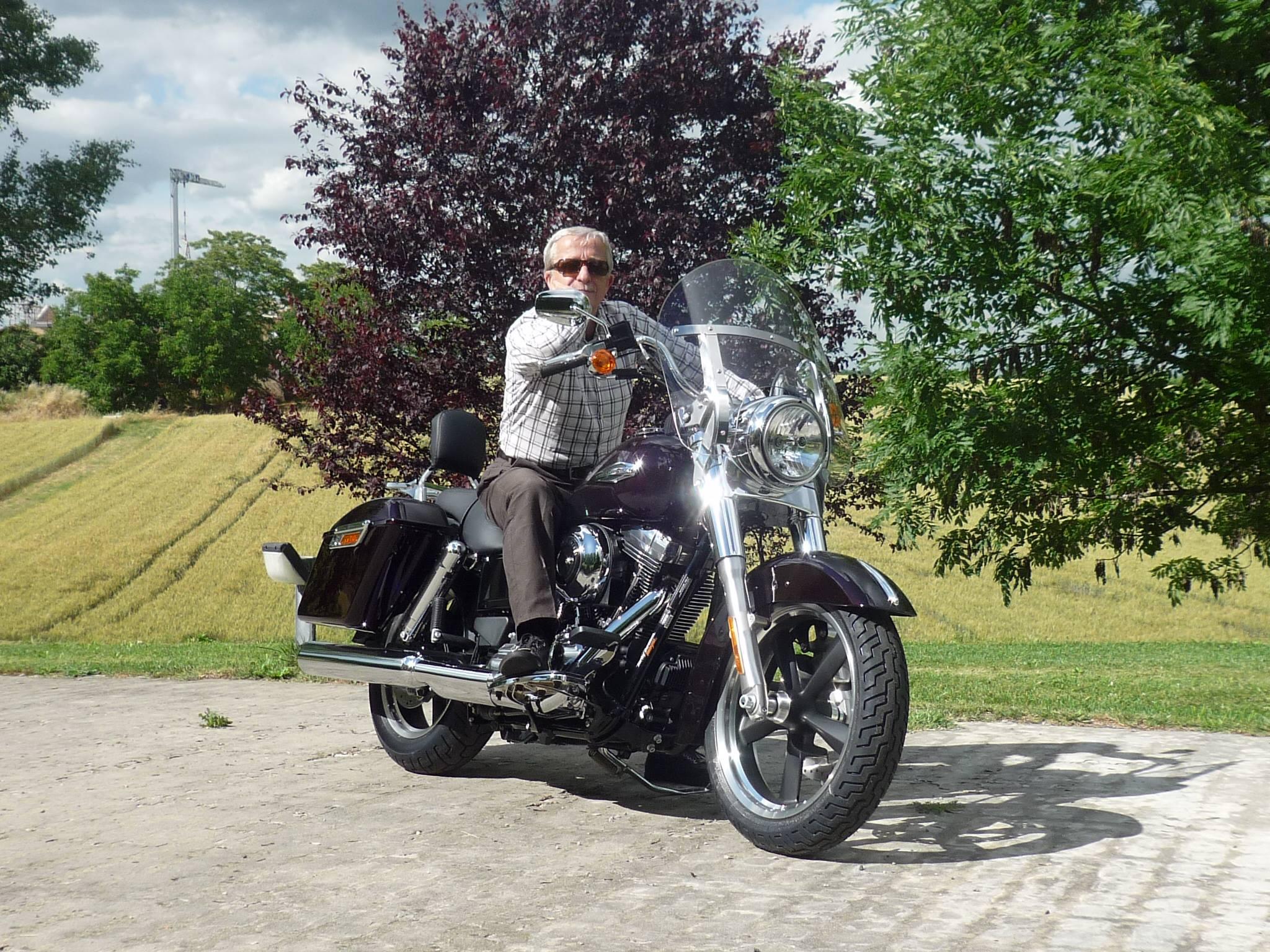 Harley FLD LV