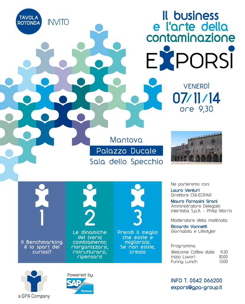 eXporsi 2014 Save the Date