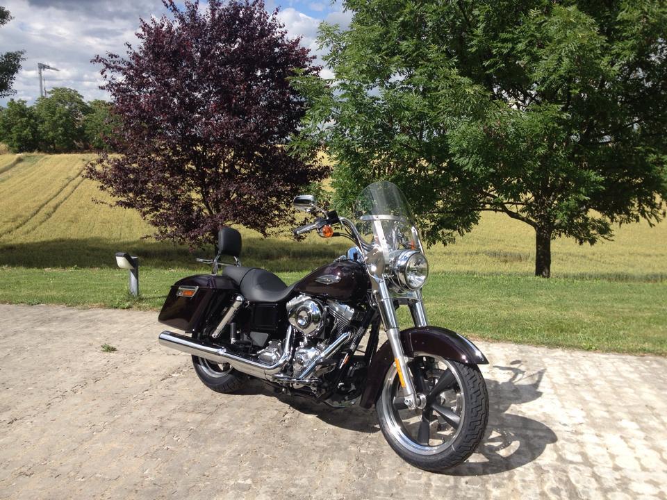 Harley FLD 27 maggio 2014