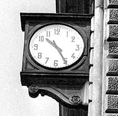 bologna 2 ago orologio